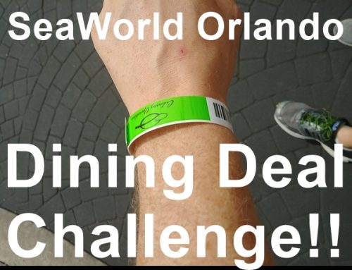 SeaWorld Orlando Dining Deal Review