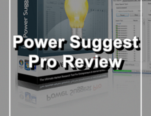Power Suggest Pro Review