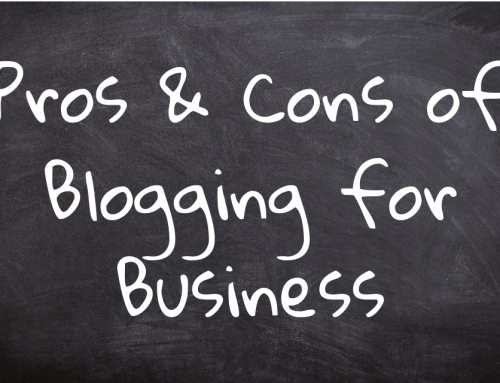 Pros and Cons of Blogging for Business