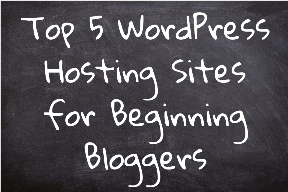 WordPress Hosting Sites