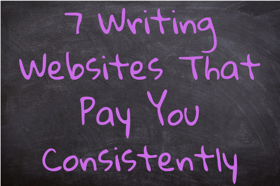 7 Websites that Pay You Consistently