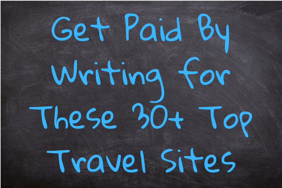 Get Paid By Writing